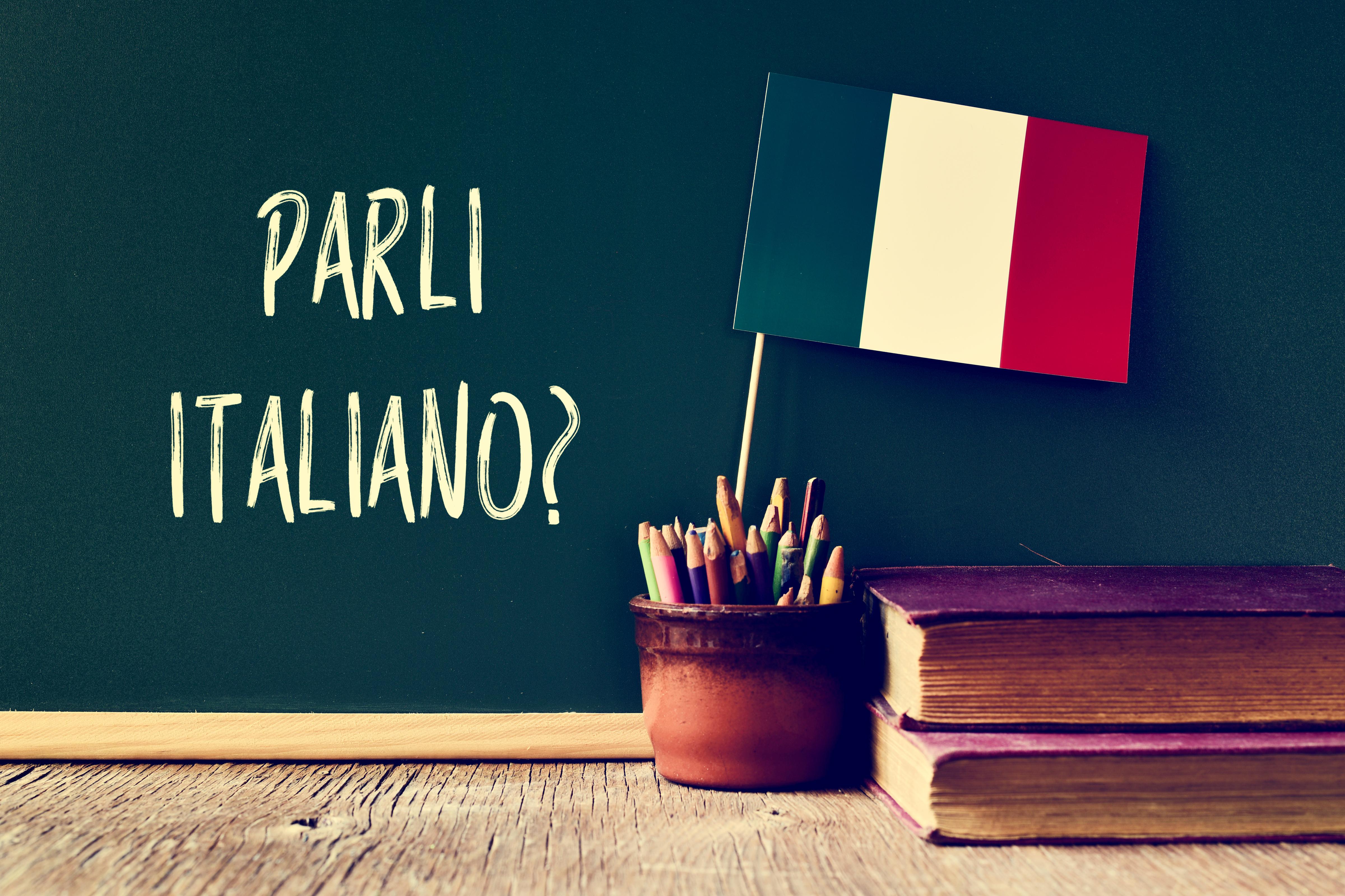 italiensk for begyndere kursus